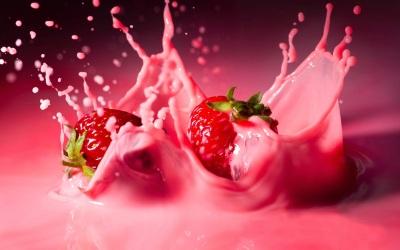 Strawberry, health
