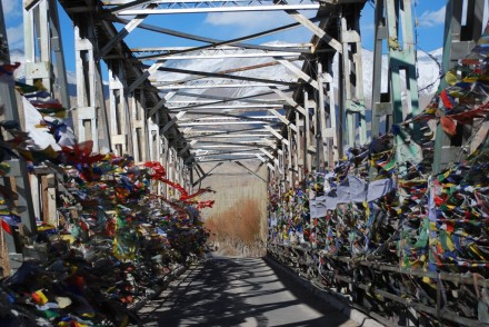 the buddhist bridge