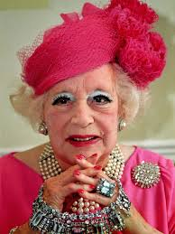 Barbara cartland Image credit- www.independent.co.uk