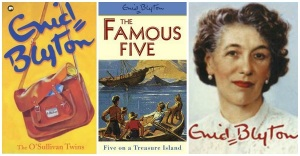 Enid Blyton assorted covers