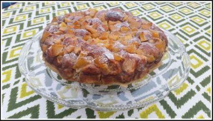 Apple pie bake
