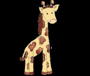 Giraffe, animal slumber, trivia, nature
