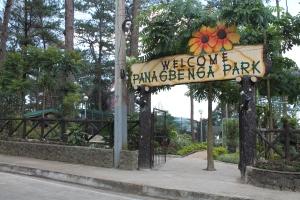 Panagbenga Park, Baguio City, Phillipines