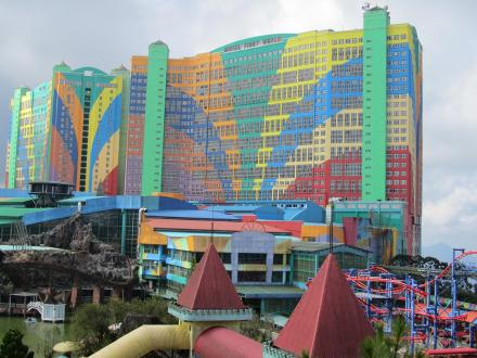 First World Hotel Genting + Theme park, Malaysia