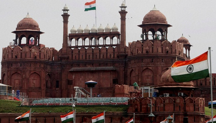 Red Fort, Delhi, Independence Day