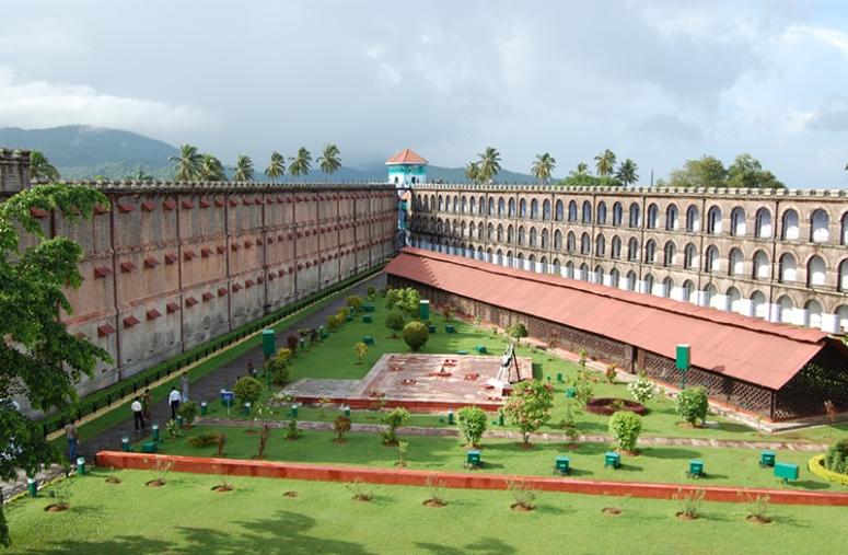 Cellular Jail, Andaman and Nicobar Islands, Independence Movement