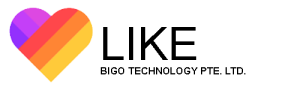 Like app logo