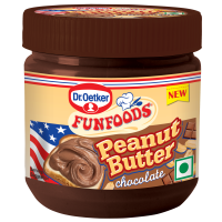 FunFoods by Dr. Oetker launches Peanut Butter in a chocolaty avatar
