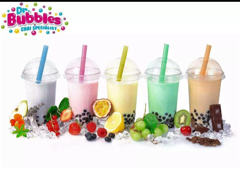 Group of Flavous, Bubble tea beverages