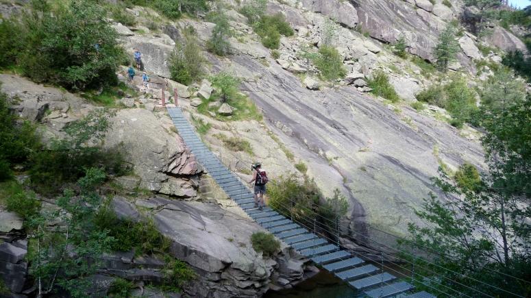 GR 20 018 Spasimata Footbridge