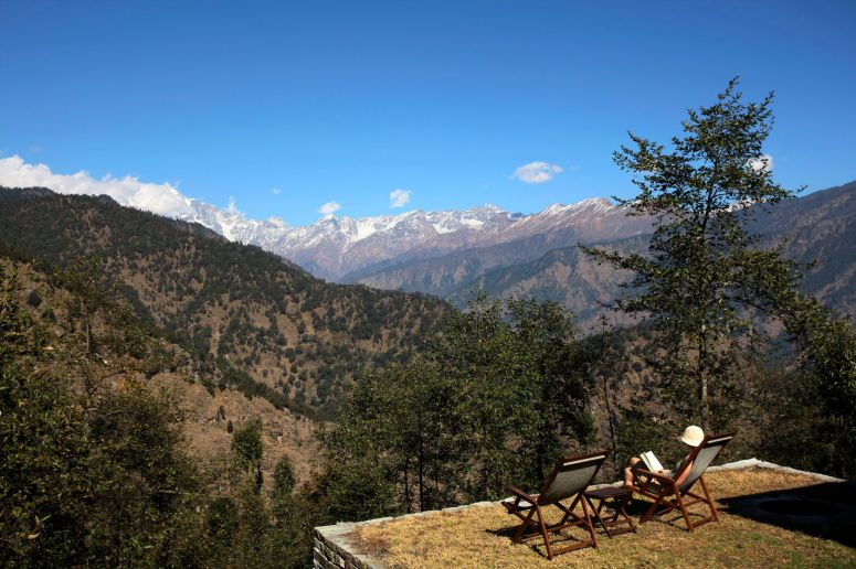 Indian Himalayas, India