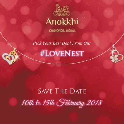 ADAJ LoveNest Save The Date
