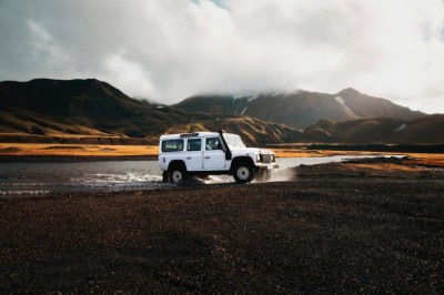 Road trip adventure, travel