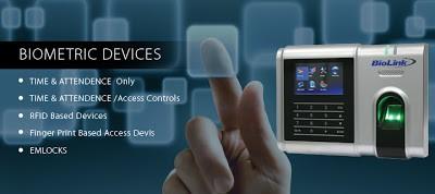 Bio-metric devices, technology